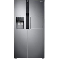 SAMSUNG Réfrigérateur Side by Side 511 litres – RS51K5680SL/UT