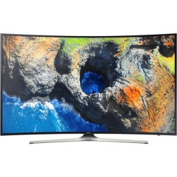 SAMSUNG LED SMART TV 55″ Ultra HD Incurvée – UA55MU7350KXLY