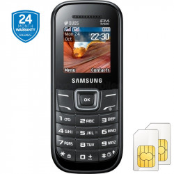 Samsung Keystone 2 Dual SIM GT-E1207