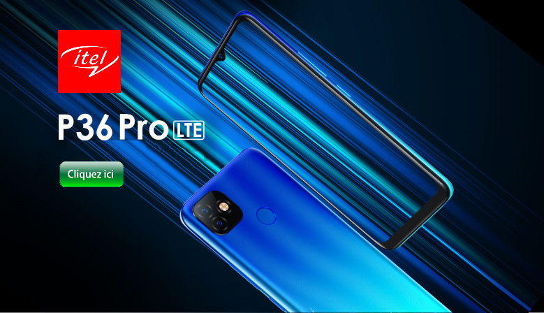 Itel P36 Pro LTE