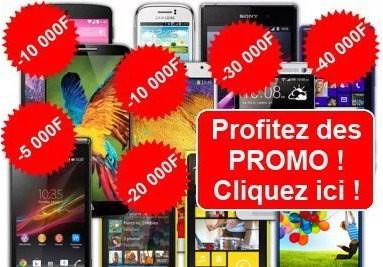 Nos Promotions - IvoireMobiles